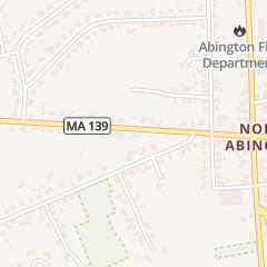 Directions for Abington Appliance in Abington, MA 114 Randolph St