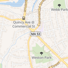Directions for Simply Polished in Weymouth, MA 27 Washington St