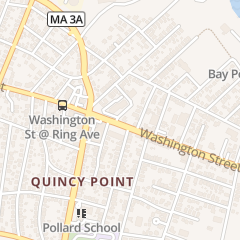 Directions for Luxury Nails in Quincy, MA 501 Washington St