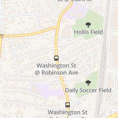 Directions for Kim's Salon in Braintree, MA 582 Washington St