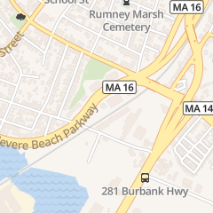 Directions for Extra Space Storage in Revere, MA 590 Revere Beach Pkwy