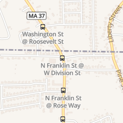 Directions for Tiffany Nail & Spa in Holbrook, MA 480 N Franklin St