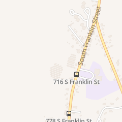 Directions for Cubesmart Self Storage in Holbrook, MA 692 S Franklin St
