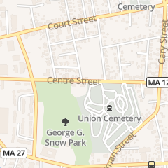 Directions for New York Pizza in Brockton, MA 271 Centre St
