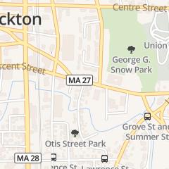 Directions for Stella Pizza in Brockton, MA 197 Crescent St