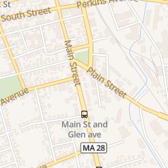 Directions for Supreme Pizza in Brockton, MA 1284 Main St