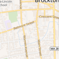 Directions for County of Plymouth - Deputy Sheriffs Office in Brockton, MA 22 Cottage St