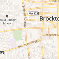 Directions for Courthouse Cafe in Brockton, MA 74 W Elm St