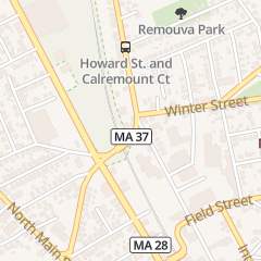 Directions for Classic Pizza in Brockton, MA 144 Howard St