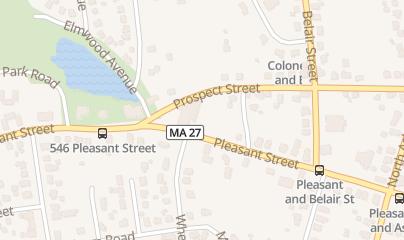 Directions for Brockton Plumbing in Brockton, MA 495 Pleasant St #510