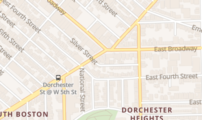 Directions for New Bay View Liquor in Boston, MA 108 Dorchester St