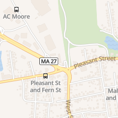 Directions for George Washington Toma tv and Appliance Inc in Brockton, MA 5 Westgate Dr