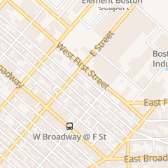 Directions for MOBILE SOFTWARE in BOSTON, MA 330 W 2ND ST