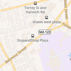 Directions for Mcdonald's Restaurant in Brockton, MA 715 Belmont St