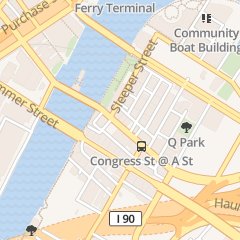 Directions for Boston Metro Newspaper in Boston, MA 320 Congress St FL 5