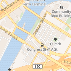 Directions for About Incorporated in Boston, MA 320 Congress St