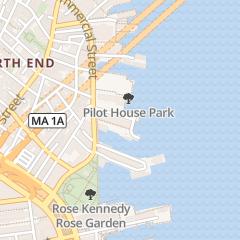 Directions for Salon Mirabella in Boston, MA 118 Lewis Wharf