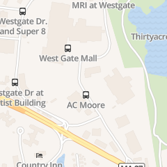 Directions for United States Government in Brockton, MA 165 Westgate Dr Ste 3
