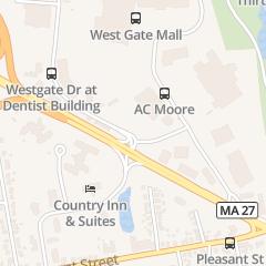 Directions for Sarku Japan in Brockton, MA 200 Westgate Dr Ste E109