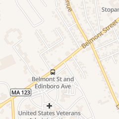 Directions for Papa Gino's Pizza in Brockton, MA 885 Belmont St