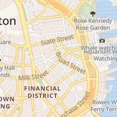 Directions for Granary Tavern in Boston, MA 170 Milk St