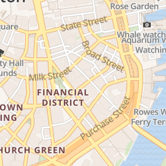 Directions for Coverity Inc in Boston, MA 260 Franklin St Ste 1920