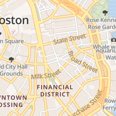 Directions for Market Lounge in Boston, MA 120 Water St