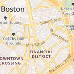 Directions for Dow Jones & Company Incorporated in Boston, MA 10 Post Office Sq Ste 715S