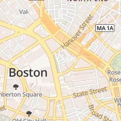 Directions for Purple Shamrock in Boston, MA 1 Union St Ste B