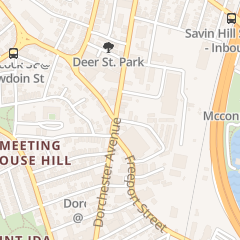 Directions for Five Corners Mini Mart in Dorchester, MA 1246 Dorchester Ave