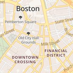 Directions for Boston Globe in Boston, MA 3 School St