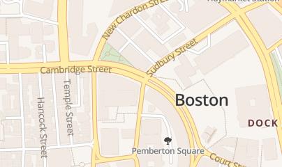 Directions for Jobi Liquors in Boston, MA 170 Cambridge St