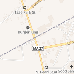 Directions for Mickey Malone's Tavern in Brockton, MA 347 N Pearl St