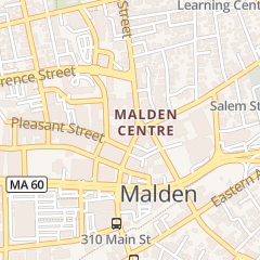 Directions for Tip Top Nails in Malden, MA 434 Main St