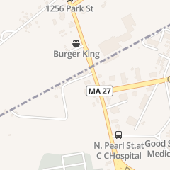 Directions for Mcdonald's Restaurant in Brockton, MA 334 N Pearl St
