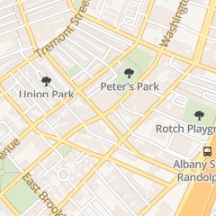 Directions for Kent Newton Salon in Boston, MA 1315 Washington St