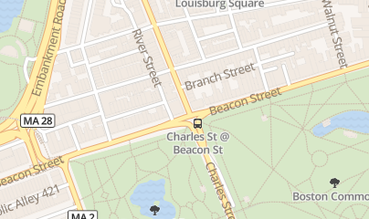 Directions for 6blounge in Boston, MA 6 Beacon St