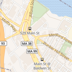 Directions for Wneu in Charlestown, MA 529 Main St