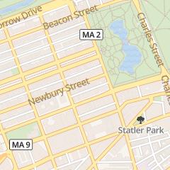 Directions for James Joseph Salon in Boston, MA 30 Newbury St Ste 3
