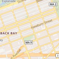 Directions for Blu Salon on Newbury Inc in Boston, MA 118 Newbury St Ste 2
