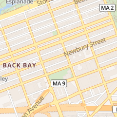 Directions for Jean-Pierre in Boston, MA 116 Newbury St