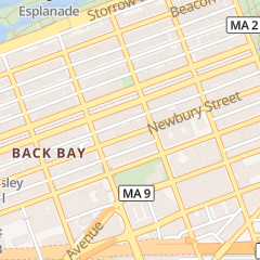 Directions for The Laser Skin Center in Boston, MA 119 Newbury St Ste 2