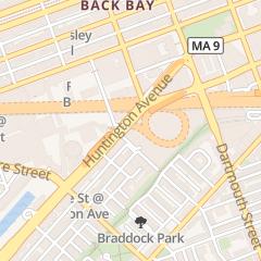 Directions for Cramer's Hair Studio in Boston, MA 100 Huntington Ave Ste 106