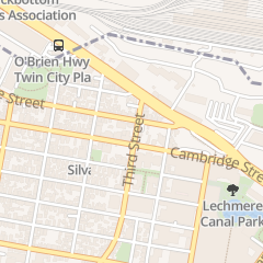 Directions for Mindshare Technologies in Cambridge, MA 47 3rd St