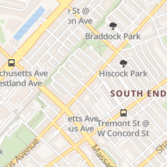 Directions for N Styles in Boston, MA 537A Columbus Ave