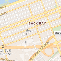 Directions for Volume Salon and Spa in Boston, MA 216 Newbury St