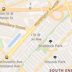 Directions for My Nail Salon in Boston, MA 261 W Newton St