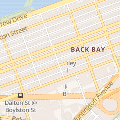Directions for Tanger Properties in Boston, MA 32 Fairfield St Ste 2