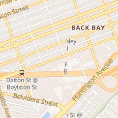 Directions for California Pizza Kitchen in Boston, MA 800 Boylston St Ste 155