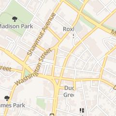 Directions for Shanti Office in Roxbury, MA 22 Warren St # 26